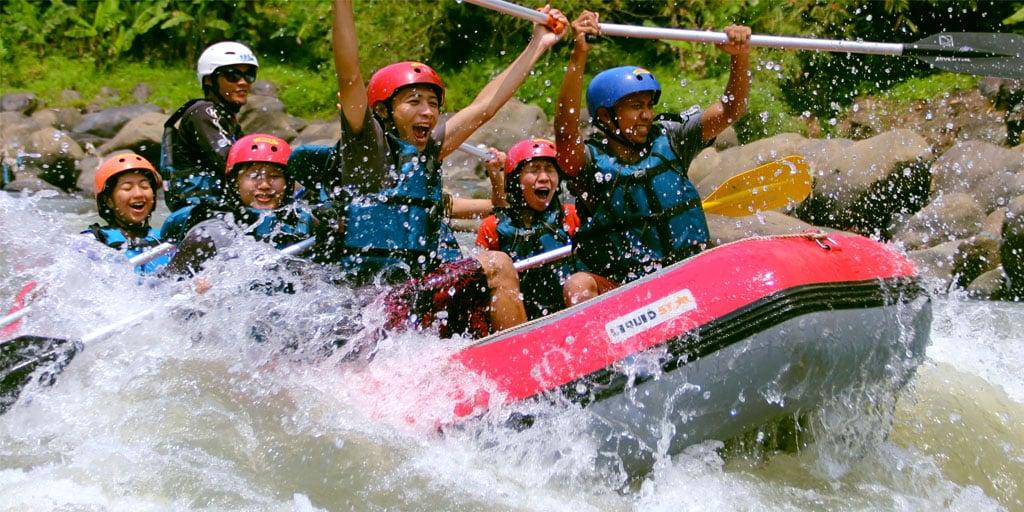 Arung Jeram Sungai Elo KalingKalih