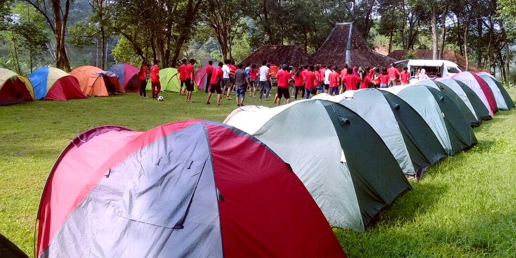 Harga Camping Ground Sungai Elo KalingKalih Borobudur Magelang