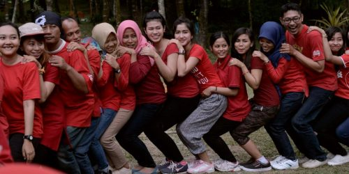 Harga Fun Outbound, Outing, Outbound Training Sungai Elo KalingKalih