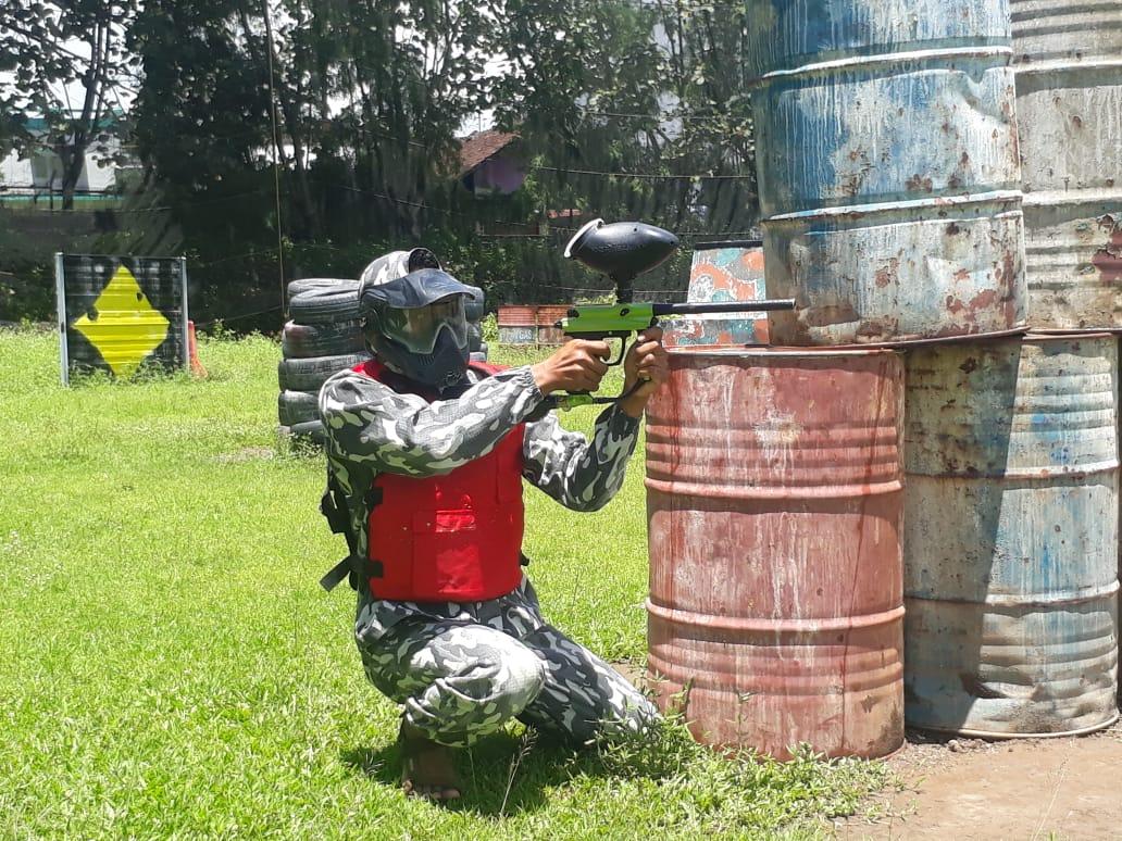 Paintball KalingKalih Borobudur Magelang